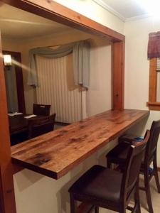 Rustic Oak Countertop