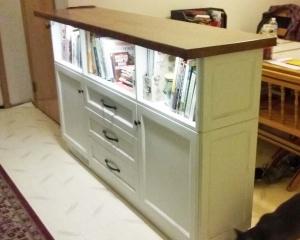 Kitchen Separation Cabinet