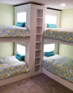 Deluxe Bunk Bed System