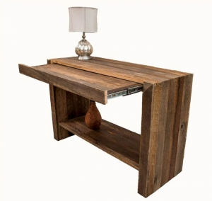 Parsons Table Reclaimed Wood