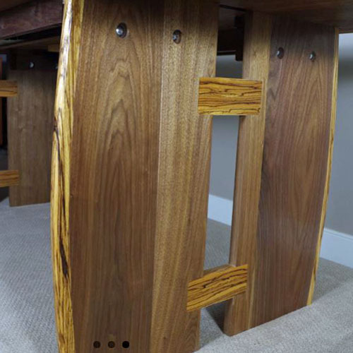 Learn More About Custom Wood and Metal Table Legs