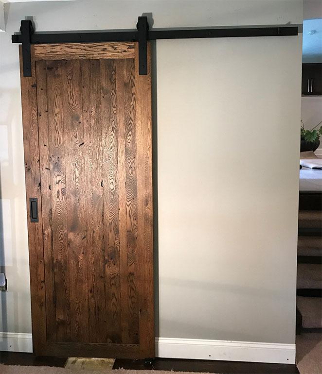 Testimonial For Barn Doors
