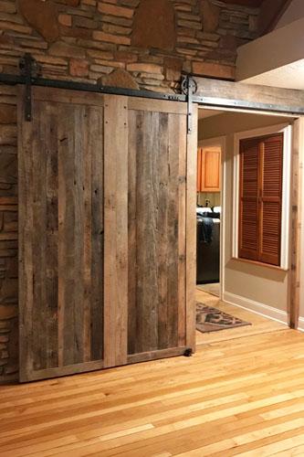 View All Custom Sliding Barn Doors in the Gallery