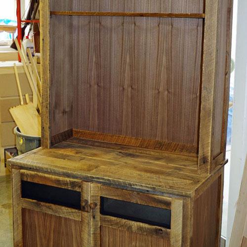 Custom Repurposed Furniture
