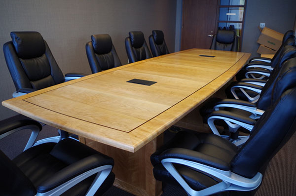 Conference Room Tables For A Law Firm