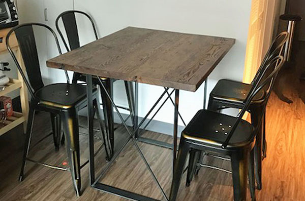 Small Harvest Kitchen Table