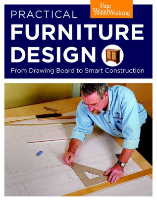 Practical Furniture Design Book: Furniture types include tables, casework, cabinets and chairs, plus a selection of special-purpose furniture.