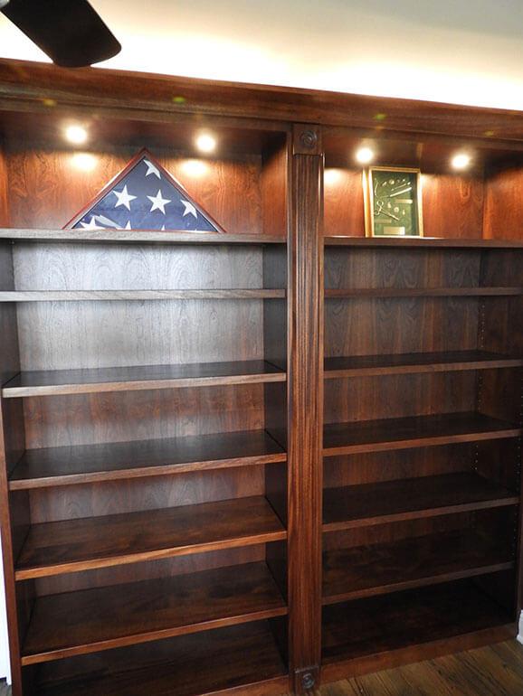 Mahogany Bookshelves For Sale Online