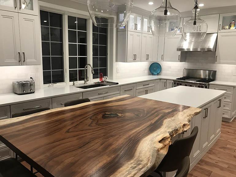 Live Edge Parada Kitchen Table