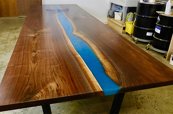 River Conference Table - 12 Foot