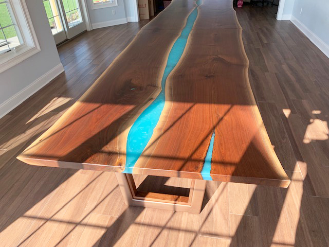 River Table Walnut - 16 Foot