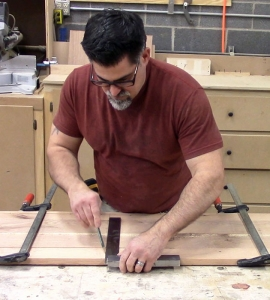 Learn about woods, materials and metals used by American furniture makers, here.