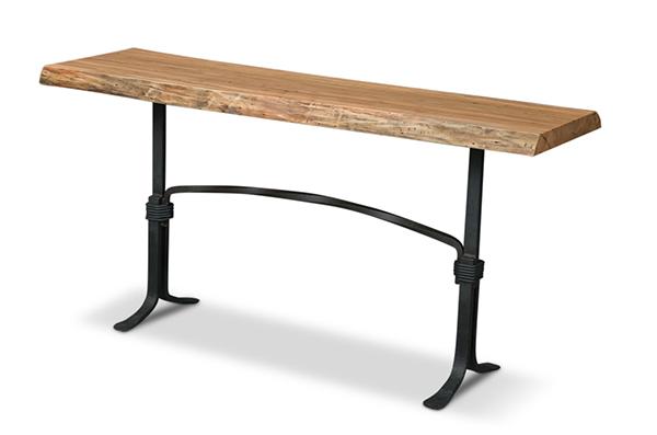 Coal Forged Sofa Table