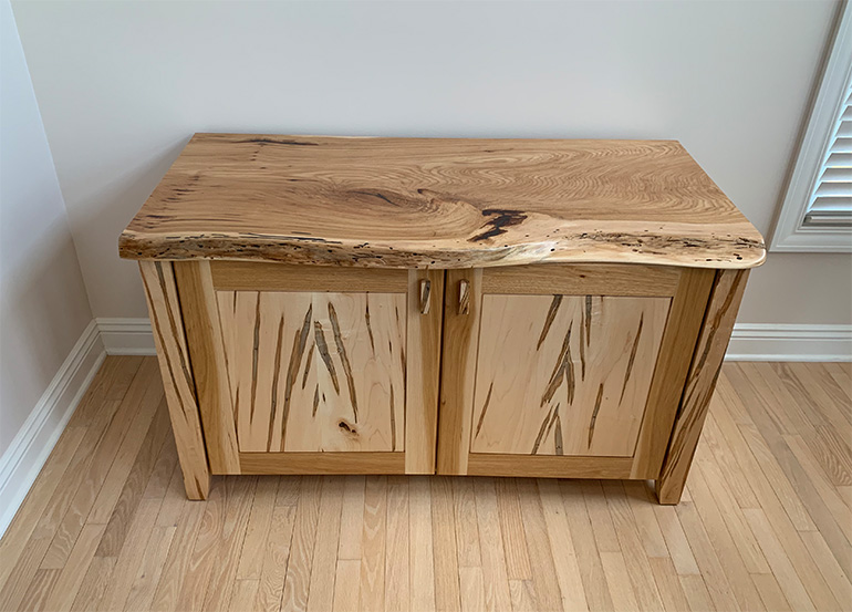 Modern Dining Table And Credenza For Steve