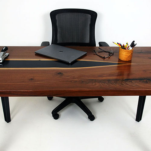 Custom Epoxy Resin Desks For Sale