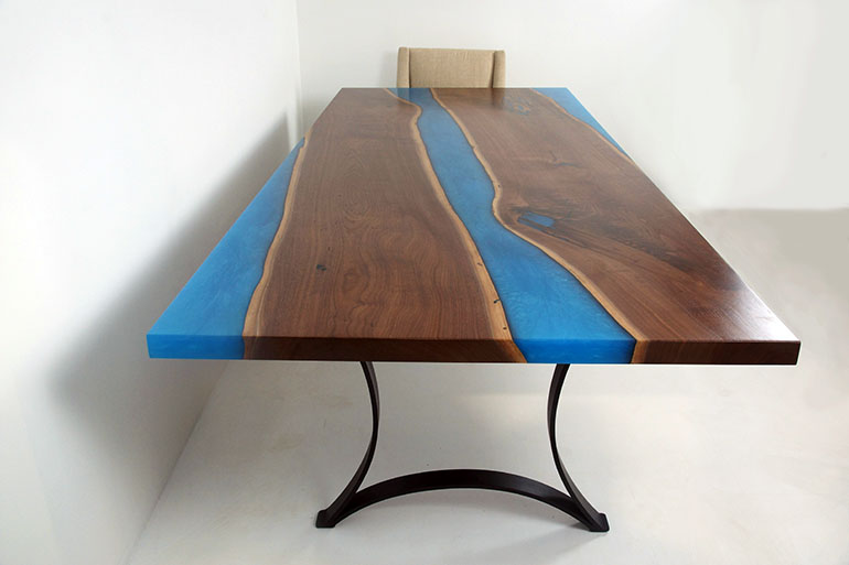 Blue River Dining Room Table