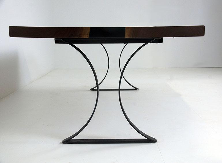 Black Walnut Coffee River Table