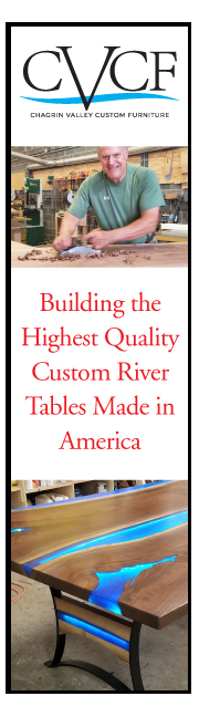 River Table Design By CVCF