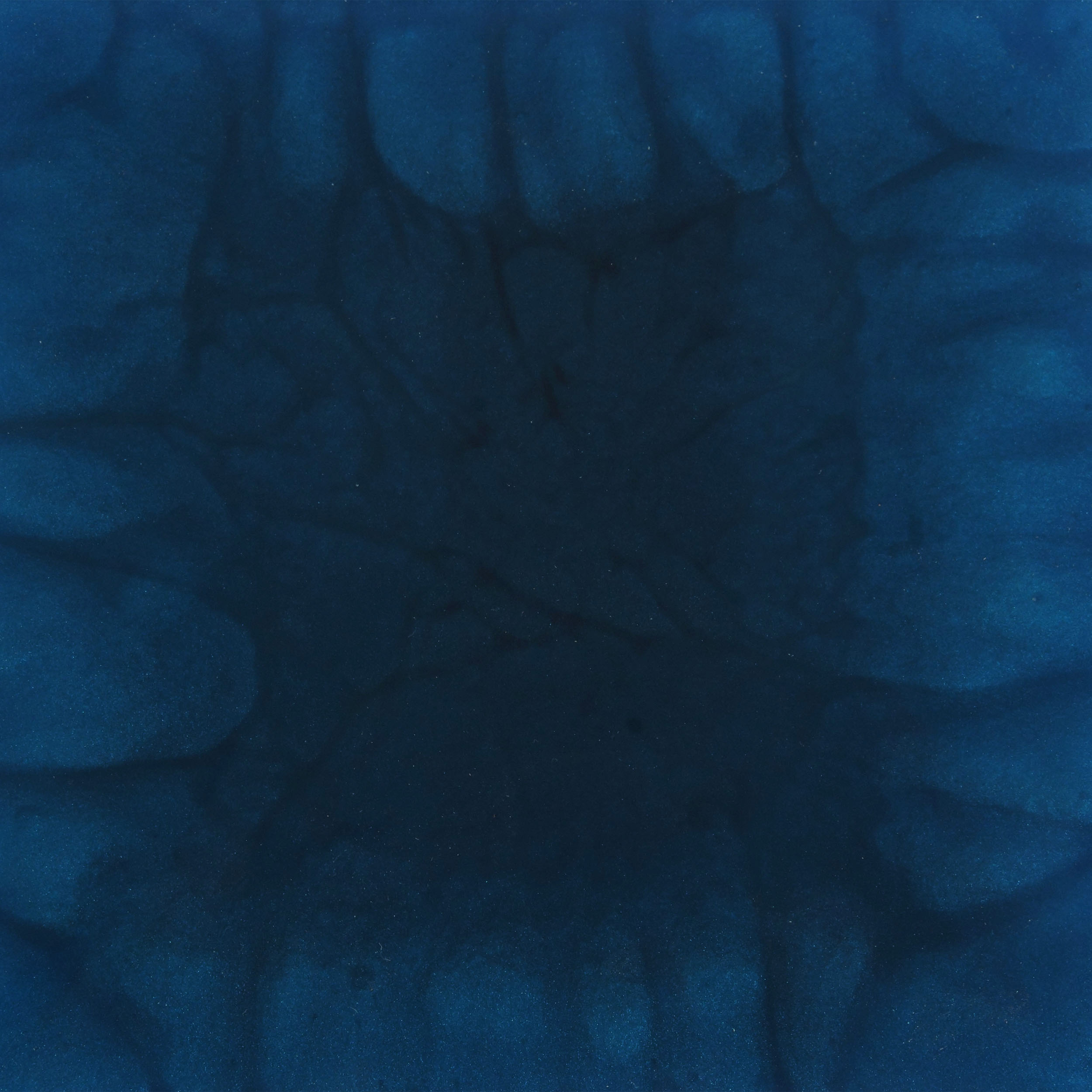Deep Blue Sea Epoxy Resin Sample Color